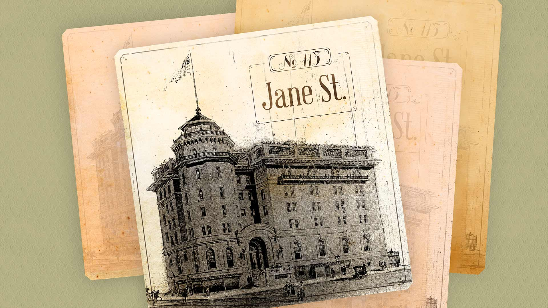 Historic NYC Hotel   The Jane Hotel   West Village New York
